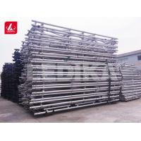 Best Long Span Outdoor Aluminum Foldable Arched Roof Scaffold Truss For Exhibition wholesale