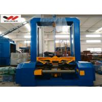 Best VFD Spot Welding Speed Control H Beam Assembling Machine Automatic To Fix Flange And Web wholesale