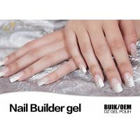 Best 15ml UV / LED Nail Builder Gel Nail Gel Extensions Free Sample Available wholesale