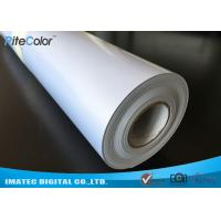 Best Waterproof RC Silver Metallic Glossy Resin Coating Paper 260gsm ISO / FSC wholesale