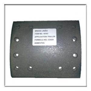 Best truck brake lining,drum brake lining WVA19782, brake parts wholesale