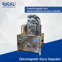 Best Magnetic Separation Equipment Slurry Wet Magnetic Separator For Grinding Machine wholesale