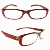 Best Optical Frame, Made of Polycarbonate, Free Personalize Logo, Suitable for Women wholesale