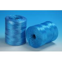 Best Recycled PP Fibrillated Packing Rope IndustrialTwine High Strength 1mm - 5mm Twisted wholesale