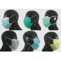 Best 2 ply Non-woven ear-loop,blue face mask for doctor and patient in hospital wholesale