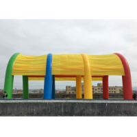 Best 18m Diameter Inflatable Party Tent , Go Outdoors Inflatable Tent Water Resistant wholesale
