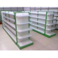 Best Shopping Supermarket Two Sides Shelf  Gondola / Display Shelving wholesale
