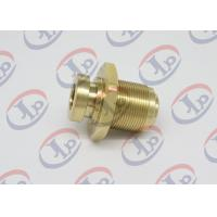 Best Copper Hexagon Bolt CNC Machining Parts With Internal And External Thread wholesale