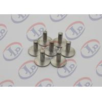 Metal Machined Parts,Swiss Turning AISI 303 Unthreaded Small T Bolts