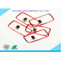 Best Copper Induction Square Rfid Coil Antenna For Toy / Hearing Aid , Custom wholesale