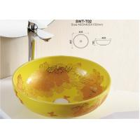 Best Bathroom furniture ceramic hand wash basin with beautiful appearance wholesale