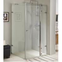 China Frameless square shower enclosures,square shower room with S.S. #304 hinge on sale