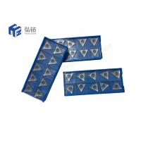 Best CNC Metal Cutting Tool Indexable Inserts , Diamond Turning Tool PCD/CBN Cutting Inserts wholesale