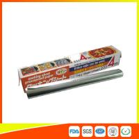 Best Heat Resistant Household Aluminium Sheet Roll For Food Packing With FDA SGS Certificate wholesale