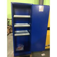 Best Grounding Corrosive Safety Cabinets , Acid Storage Containers 22 GAL Lockable wholesale