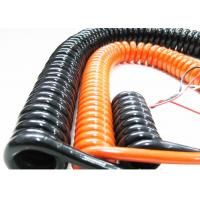 Best Coiled Power Cord Spring Coiled Electrical Wire For Signal Transmission wholesale