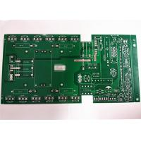 Best High Precision Prototype Printed Circuit Board Green Soldermask FR4 12OZ Copper wholesale
