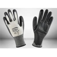 Best Non Toxic PU Coated Cut Resistant Gloves Machine Washable High Durability wholesale
