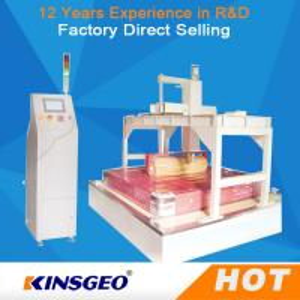 China Compression Hardness Testing Machine For Mattress Imported Servo Motor on sale