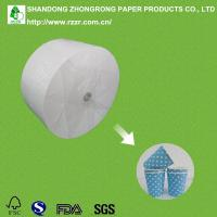 China 100% virgin wood pulp PE coated paper for cups on sale
