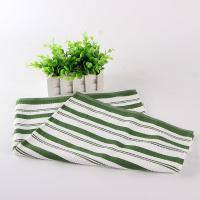 Best White And Green Kitchen Tea Towels , Printed House Kitchen Dish Cloths wholesale