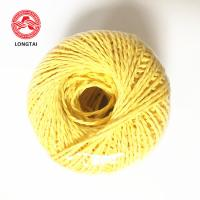 Best UV Treated 100% Virgin Polypropylene Twine Rope Lasing And Packing 1 - 5mm wholesale