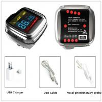 Best Portable Medical Care Laser Therapy Watch Reduce Blood Pressure Battery Powered wholesale