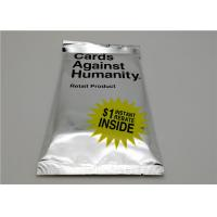 Best 53g Cards Against Humanity Expansion Packs Intellectual Development Style wholesale