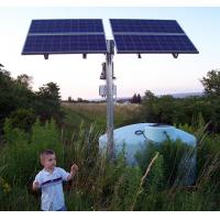 Best Daily water supply 160,000 liters solar power water pump system working 8-10 hours/day wholesale