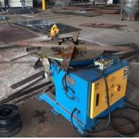 Quality Welding Positioner Type Pipe flange Rotating Welding Table With Slew Bearing Oil Free Gearbox wholesale
