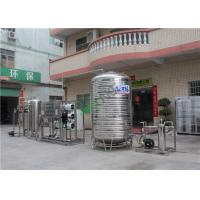 China SUS304 Factory Machinery RO Water Treatment Plant Prices Of Water Purifying Machines on sale