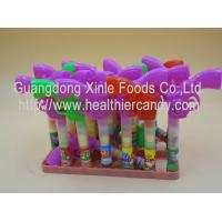 Best Multi Color Gun Toy Candies / Tablet Candy With Sugar Particle Texture wholesale