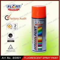 Best 15 Min Fluorescent Spray Paint 400ml Quick Drying Lacquer Spray wholesale