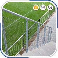 Best Outdoor AISI316 Material 2.0mm Flexible X-tend Security Cable Wire Mesh Fence wholesale