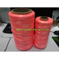 Best One Wire Fluorescence Binder Polypropylene Twine , Polypropylene Tying Twine wholesale