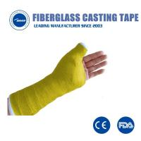Buy cheap Surgical harmless soft waterproof orthopedic fiberglass casting tape&bandage from wholesalers