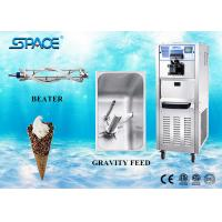 Best Professional Soft Serve Commercial Ice Cream Maker 304 Stainless Steel Material wholesale