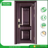 Best Fire Rated Steel Door with Thickened Metal Sheet Skin with CE Certificate wholesale