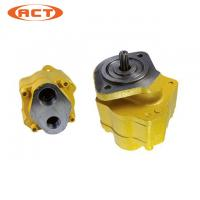 China Yellow Excavator Spare Parts Hydraulic Pilot Pump Assy Gear Pump 95518-03001 on sale