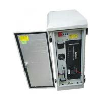 Best Telecom Online Outdoor UPS System 1KVA 613 * 640 * 954mm With Lithium Iron Battery wholesale