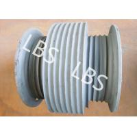 Best Stainless Steel Variable Diameter Wire Rope Drum For Hoist Machinery wholesale