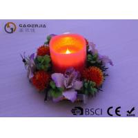 Best Customized Decorative Led Candles With Moving Wick Portable DL-011 wholesale