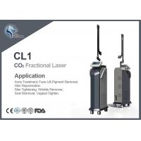 China 100% Pure Imported USA RF Tube CO2 Fractional Laser Machine Vaginal Tightening on sale