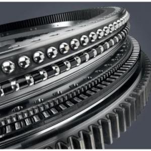 Best VU250433 Four point contact slewing bearing (without gear teeth) four point contact bearing wholesale