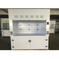 Buy cheap Lab Equipment PP Fume Hood Acid Resistant Full Cover Type Lamp Inside from wholesalers