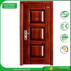 Best China Suppliers Turkey Door Design Security Steel Door for Apartment wholesale