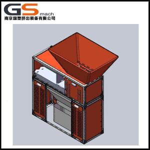Best Mini Plastic Bottle Shredder Machine For Soft Packing Belt / Plastic Bag Shredder Machine wholesale