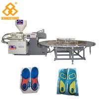 Best Rotary SEBS Sports Shoe-pad/midsole Injection Moulding Machine1 worker Need Only wholesale