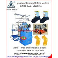 Best QJ2009 6F Three Dimensional Sock Knitting Machine (QJ-95) wholesale