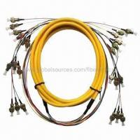 Best Optical Fiber Pigtail with Good Exchangeability and 0 to 15kg Tensile Strength wholesale